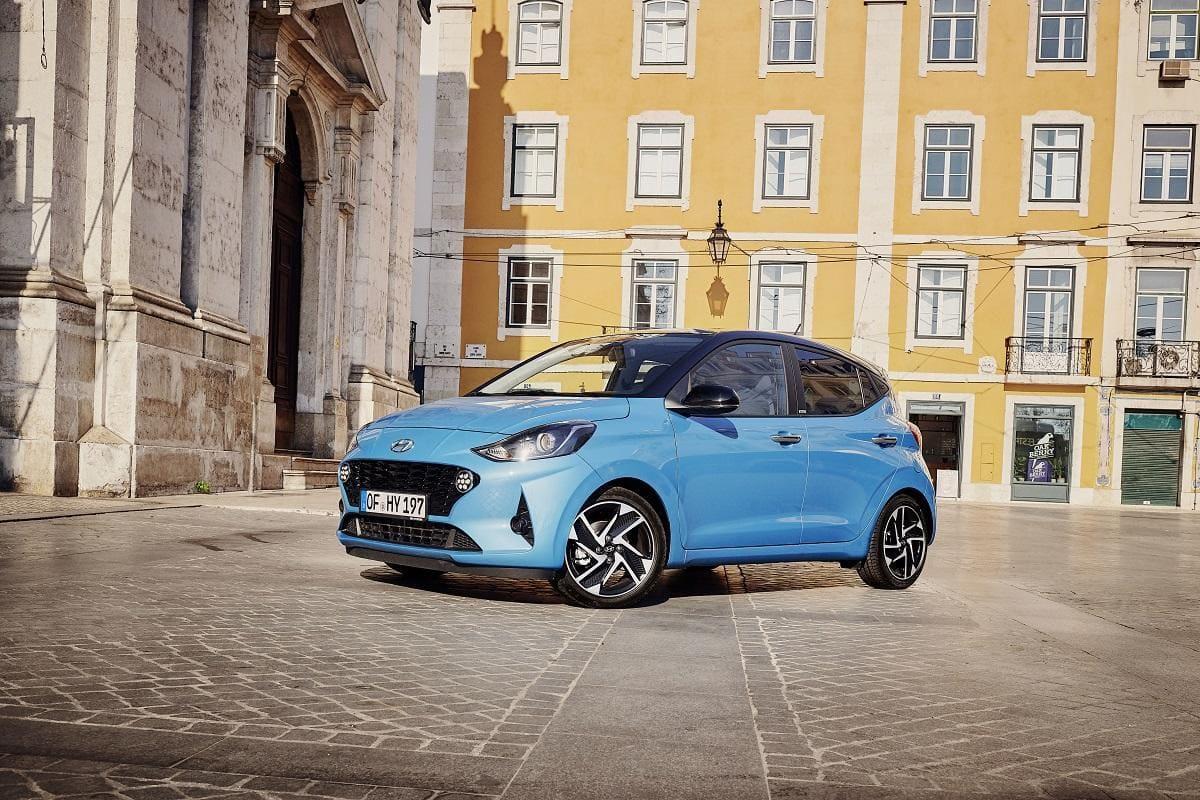 Hyundai i10 2020 im Test: Ist die Generation III noch vorne dabei?