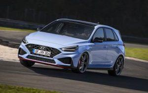 Hyundai i30 N: Neue Modellgeneration vorgestellt