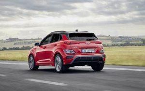 Hyundai: Neuer Kona und Kona N Line angekündigt