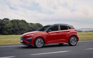Hyundai Kona: Erstmals sportliche N Line vorgestellt