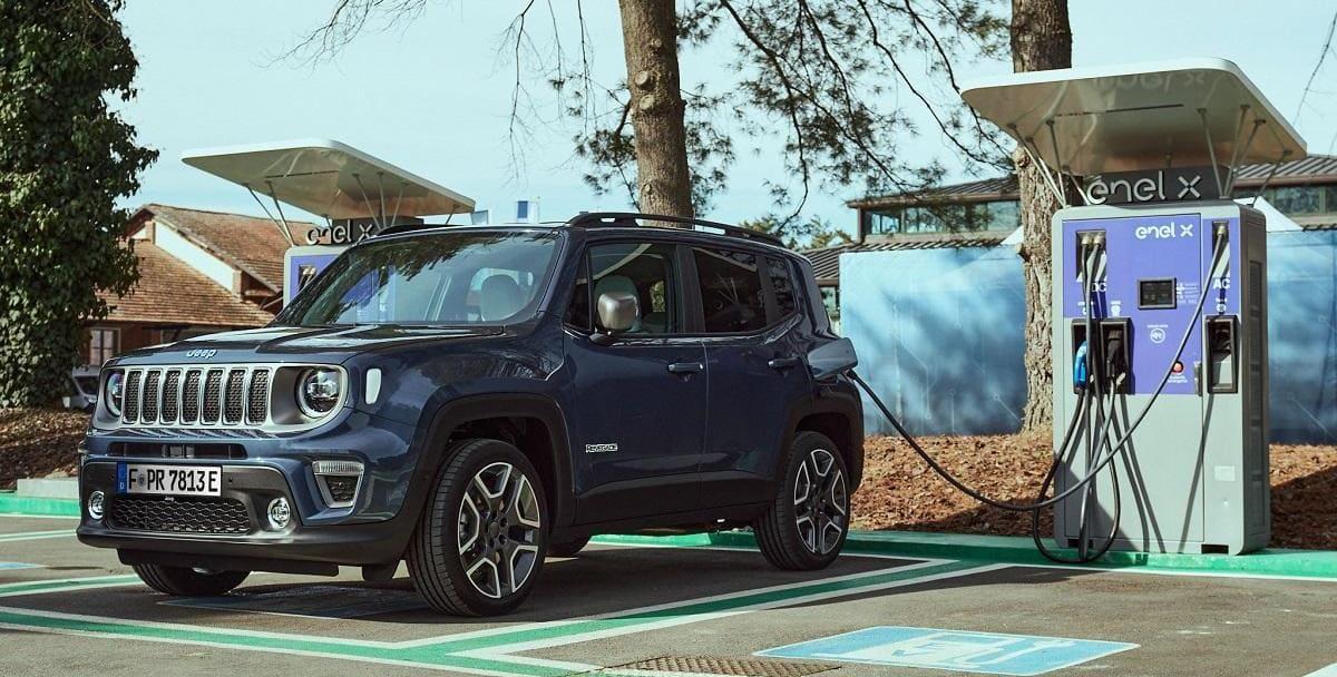 Jeep Renegade Plug-in-Hybrid 2020 im Test: Debüt für das PHEV & den elektrischen 4×4-Antrieb