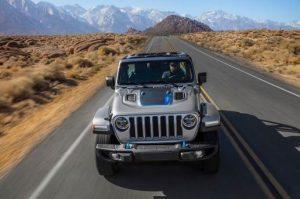 Jeep Wrangler: 4xe erweitert elektrifizierte Modellpalette