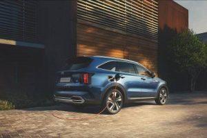 Kia Sorento: Neuer Plug-In-Hybrid vorgestellt