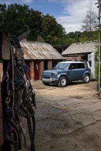 Land Rover: Geschlossene Karosserievariante dank Defender Hardtop