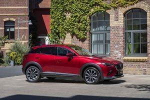 Mazda CX-3: Aufwertung für das Modelljahr 2021
