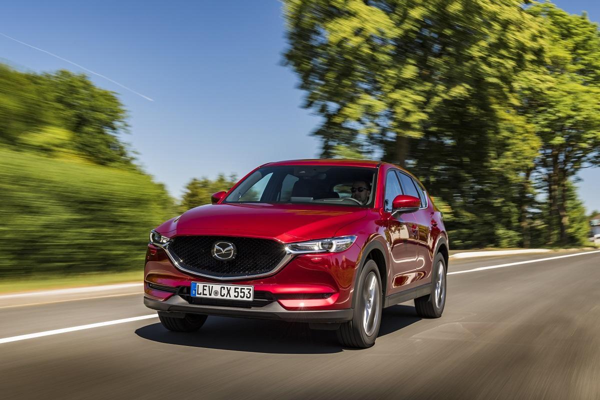 Mazda CX-5 II im Test (2020): Modellpflege bringt allen Benzinern Zylinderabschaltung
