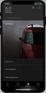 Mazda: Mehr Konnektivität dank MyMazda App