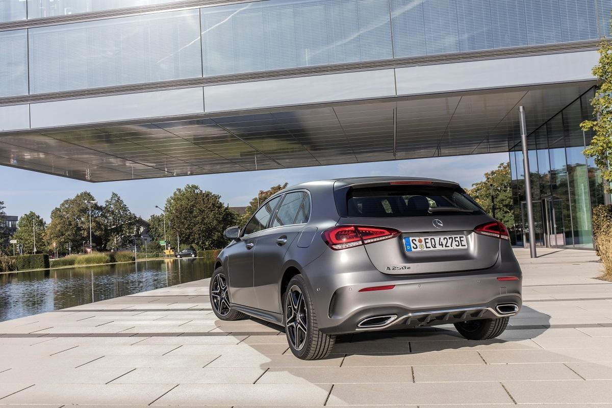 Mercedes A-Klasse PHEV 2020 (Test): Bereichert der Plug-in-Hybrid den Premium-Kompakten?