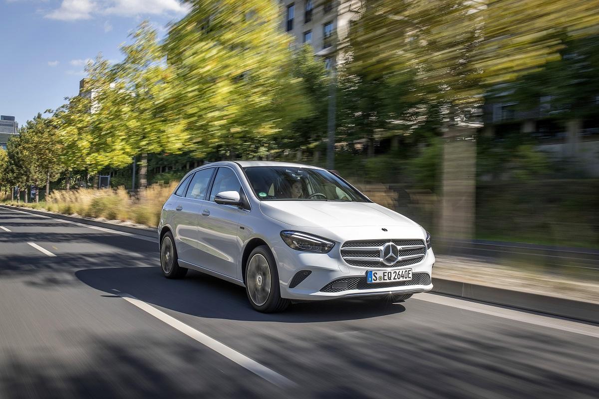 Mercedes B-Klasse PHEV im Test (2020): Ist der Plug-in-Hybrid der bessere Diesel?