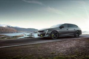 Peugeot 508 PSE: Plug-In Hybrid mit Motorsport-DNA