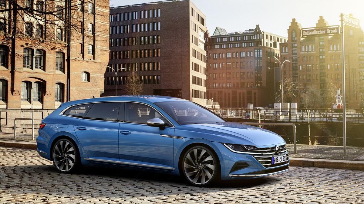 VW Arteon Shooting Brake 2020 im Test: VWs Top-Modell jetzt auch als Kombi?
