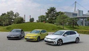 VW: Verkaufsstart des Golf GTE und Golf eHybrid