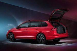 VW: Weltpremieren des neuen Golf Variant und Golf Alltrack