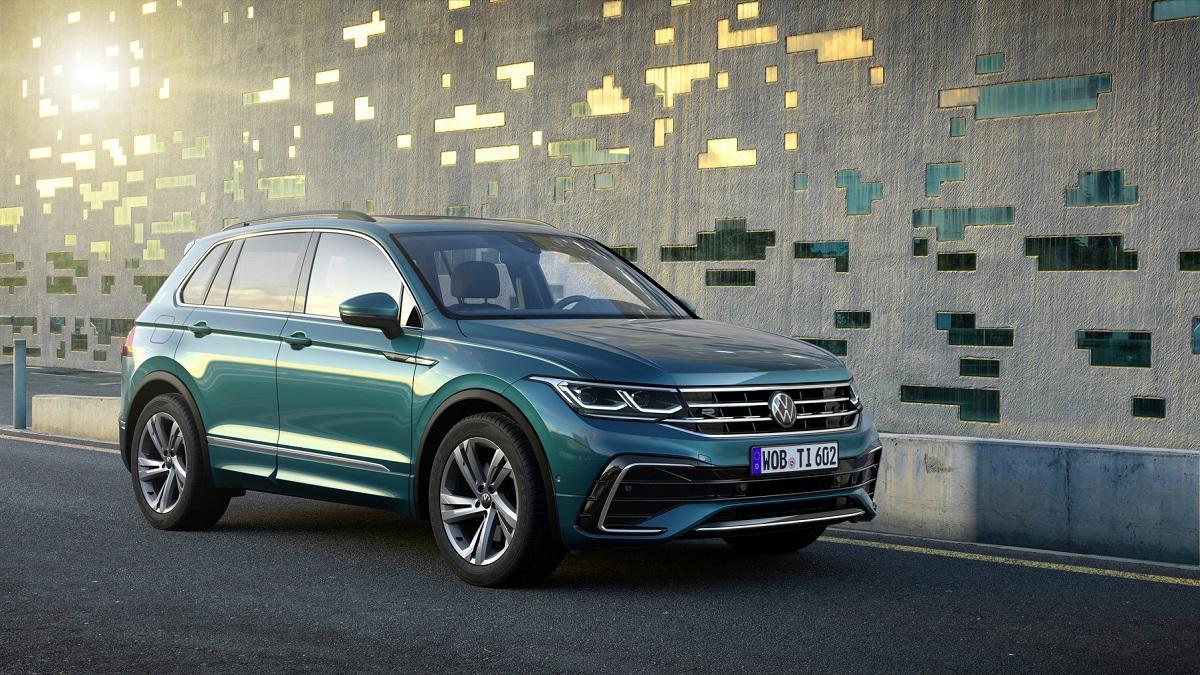VW Tiguan 2020 im Test: das Kompakt-SUV wird digitalisiert und elektrifiziert