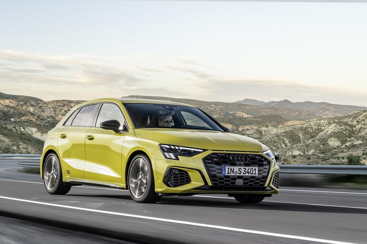 Audi S3 Sportback im Test 2020: tänzelnd mit ungetrübtem Fahrspaß ins Digitalzeitalter