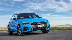 Audi A3 Sportback: Premium-Kompaktmodell mit verbesserter Plug-in-Hybrid-Technologie