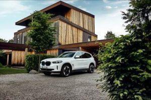 BMW iX3: Produktionsstart des vollelektrischen Modells