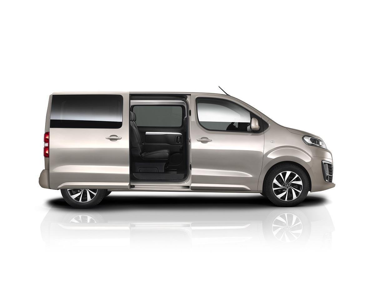 Citroen Spacetourer im Test (2020): variantenreicher Van mit Diesel- und E-Motoren