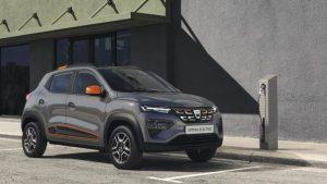 Dacia Spring Electric: Elektromobilität im schicken Design