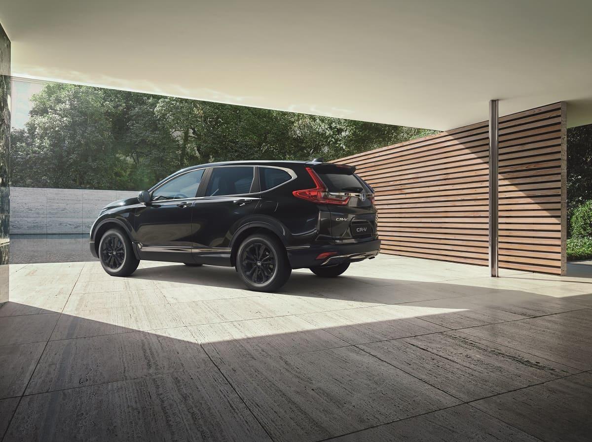 """Honda CR-V: Neue Ausstattungsvariante """"Sport Line"""" vorgestellt"""