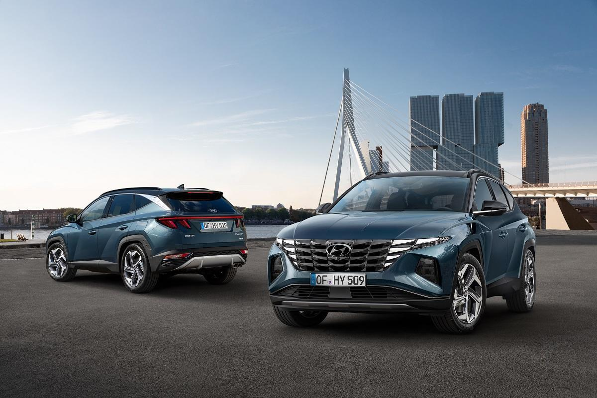 Hyundai Tucson 2021 IV im Test: spektakulärer Neustart mit breiter Hybrid-Phalanx
