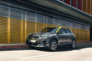Kia Stonic GT Line: Neue Sportausführung für das Crossover