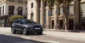 Range Rover Evoque: Drei neue Motoren für das Modelljahr 2021