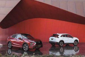 Mitsubishi Eclipse Cross: Plug-in Hybrid kommt nach Deutschland