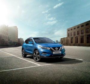 Nissan Qashqai: Drei Sondermodelle für den Herbst