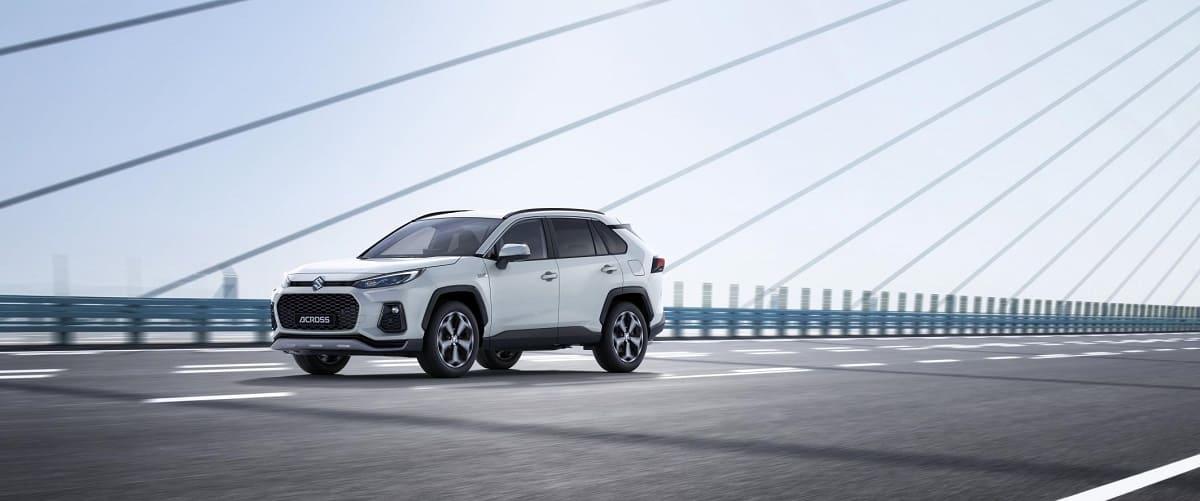 Suzuki Across: Neue Infos zum Plug-in Hybrid