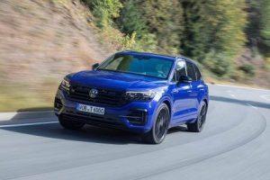 VW Touareg: Vorverkauf des Touareg eHybrid und Touareg R beginnt