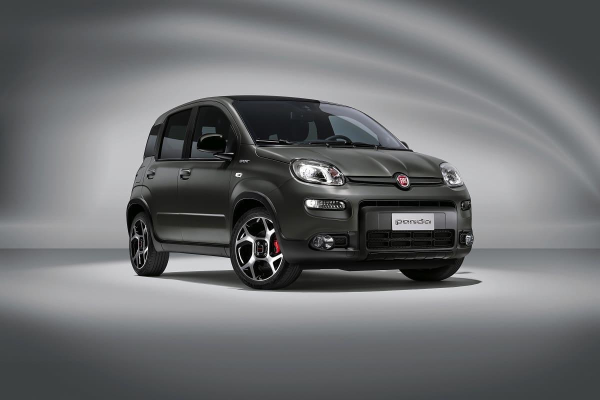 Fiat Panda Sport: Neuheiten zum 40. Geburtstag