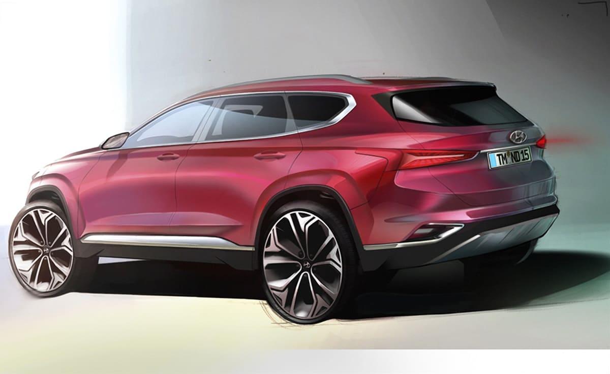 Hyundai Santa Fe: Umfangreiche Sicherheits- und Konnektivitätsfunktionen