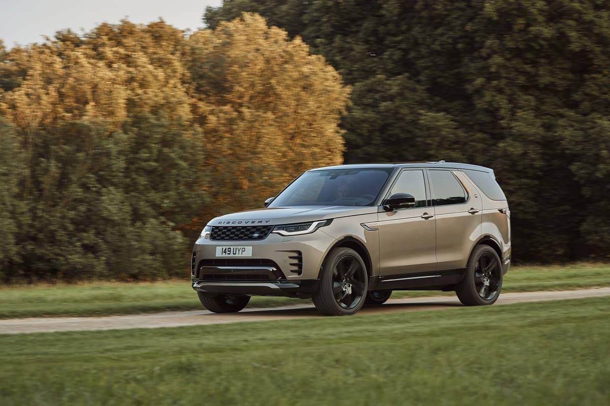 Land Rover Discovery: Facelift für das Modelljahr 2021