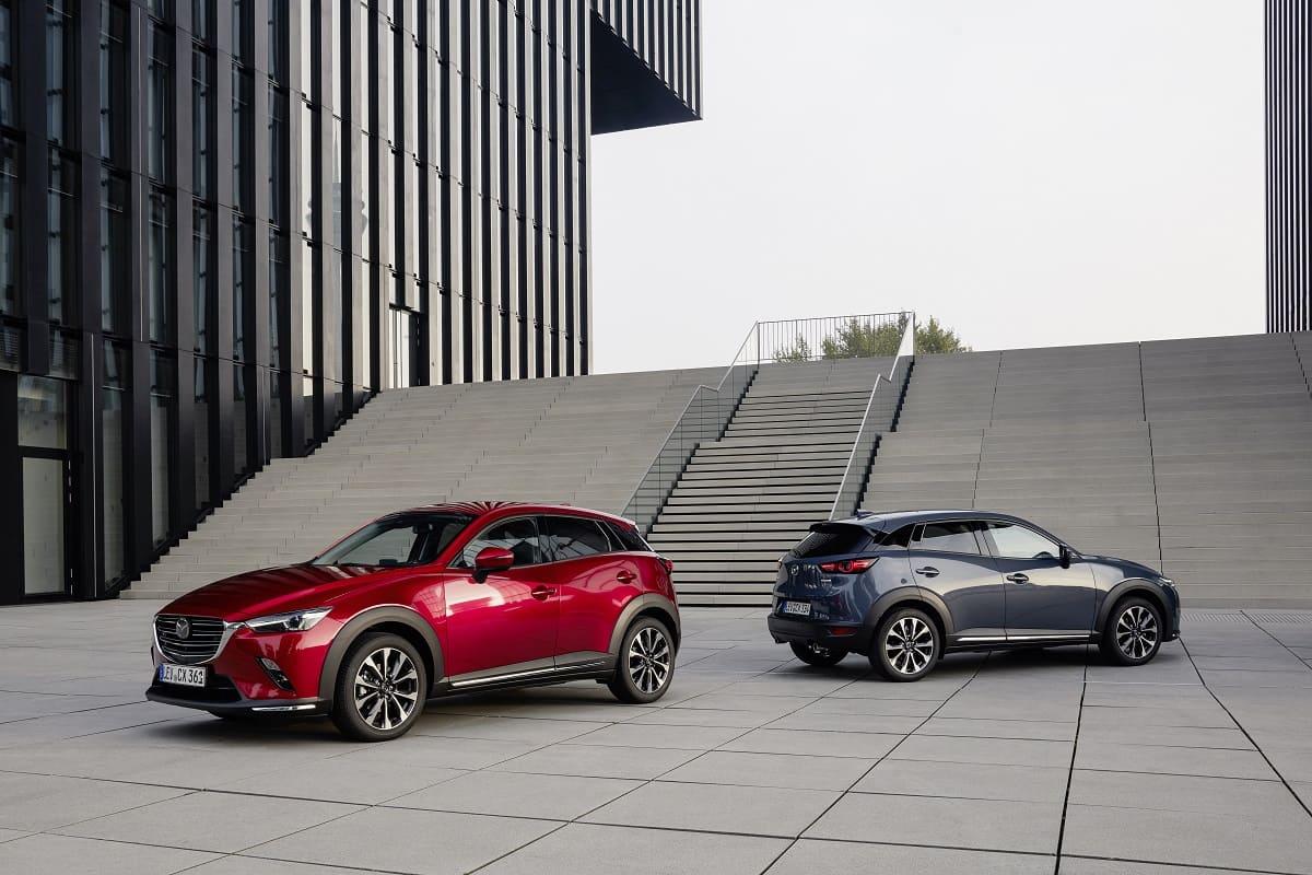 Mazda CX-3: Neues Update für das Crossover
