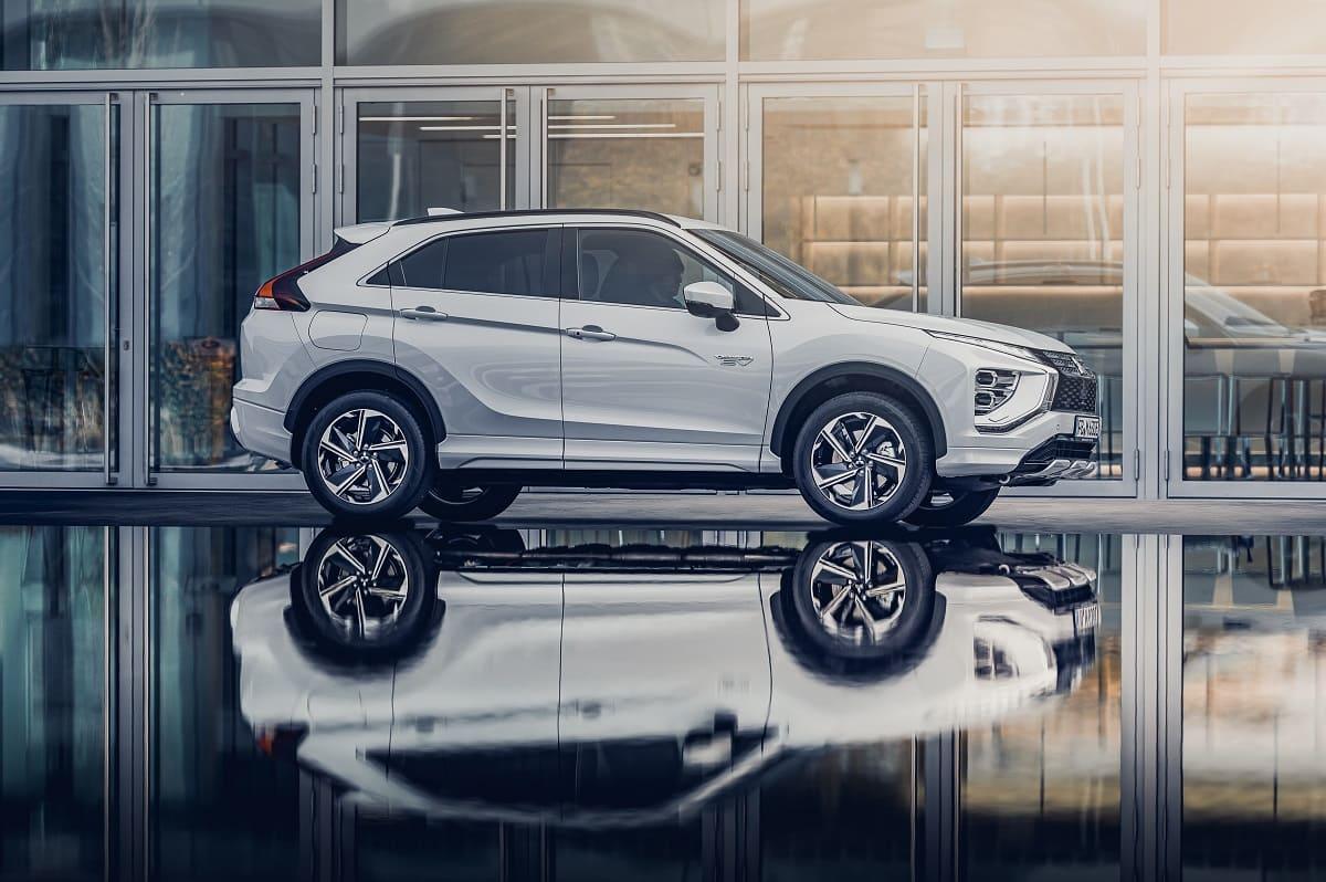 Mitsubishi Eclipse: Einzigartes Design für den Plug-in-Hybrid