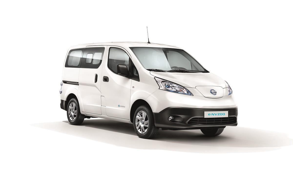 Nissan e-NV200: Neuer Einstiegstransporter für Gewerbetreibende