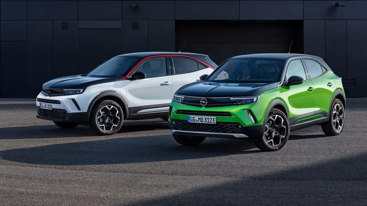 Opel Mokka: Ultimate und GS Line vorgestellt
