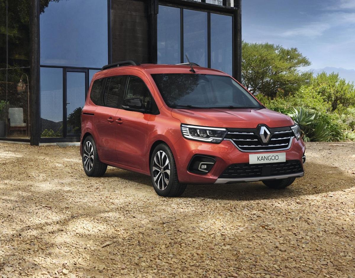Renault Kangoo: Dritte Generation noch vielseitiger und geräumiger