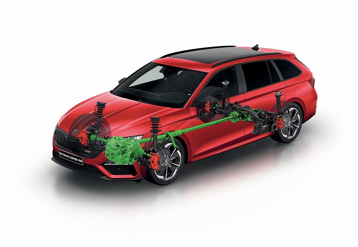 Skoda Octavia RS: Neuer Topdiesel für den RS und Scout