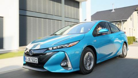 Toyota Prius: Mit Sonnenenergie emissionsfrei unterwegs