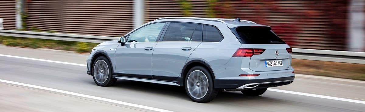 VW Golf Alltrack: Ab sofort bestellbar