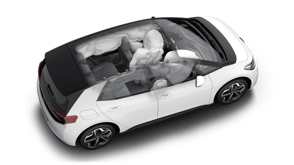 VW ID.3: Fünf Sterne im NCAP Crashtest