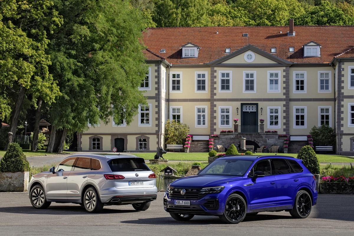 VW Touareg PHEV im Test: Wie gut ist das Oberklasse-SUV mit Plug-in-Hybrid?