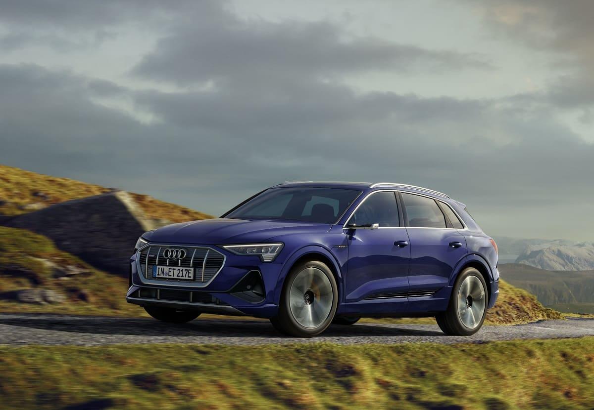 Audi e-tron: Hersteller verbessert die Baureihe