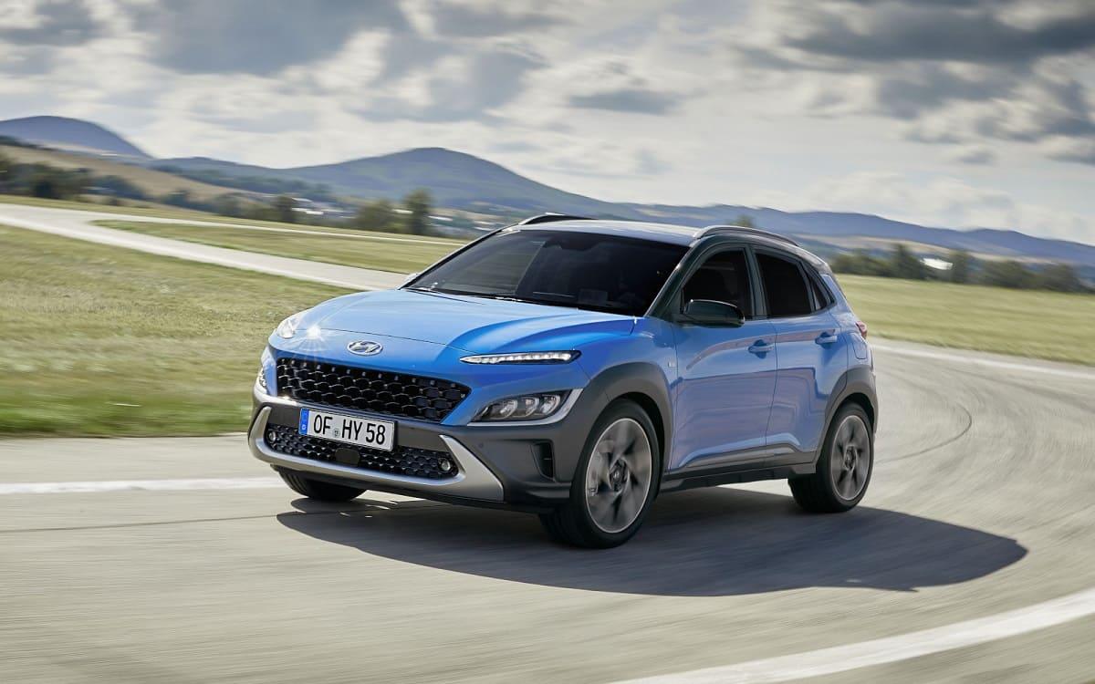 Hyundai Kona: Überarbeitetes Modell in fünf Ausstattungslinien