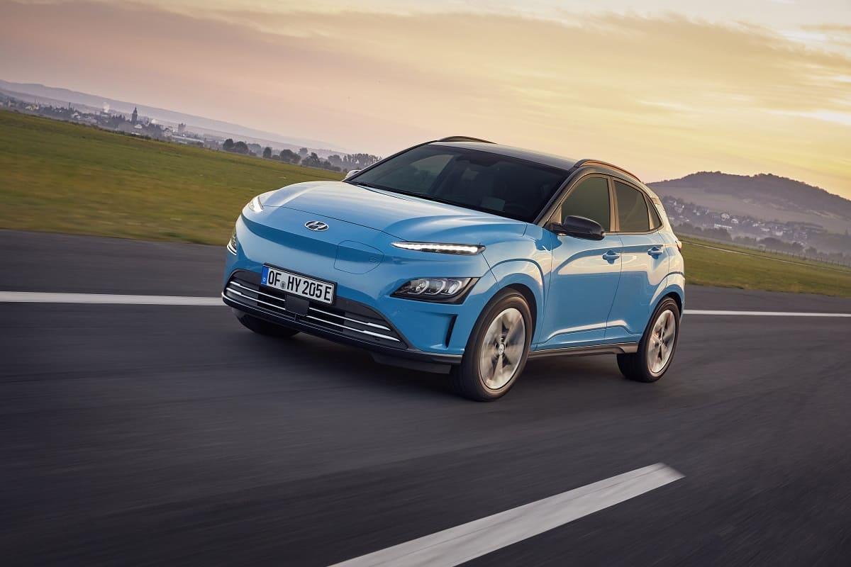 Hyundai Kona Elektro: Höchstwertung beim Green NCAP