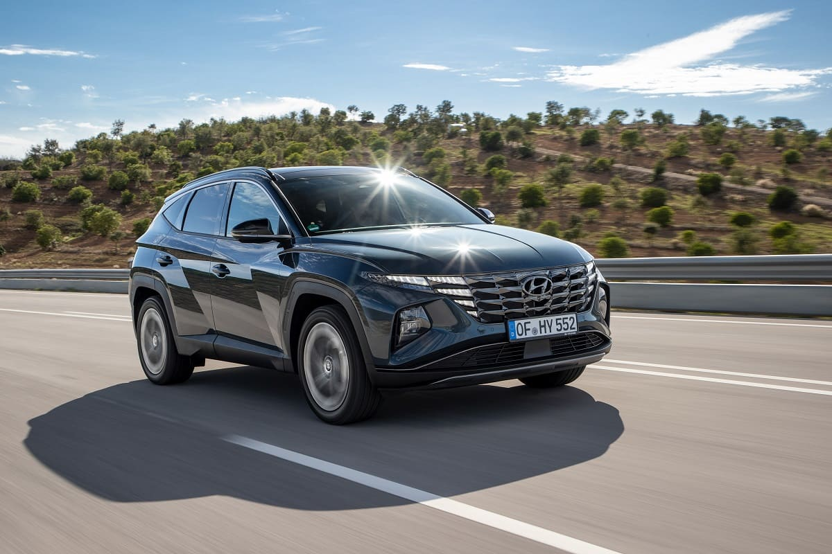 Hyundai Tucson: Neue Generation ab Dezember 2020