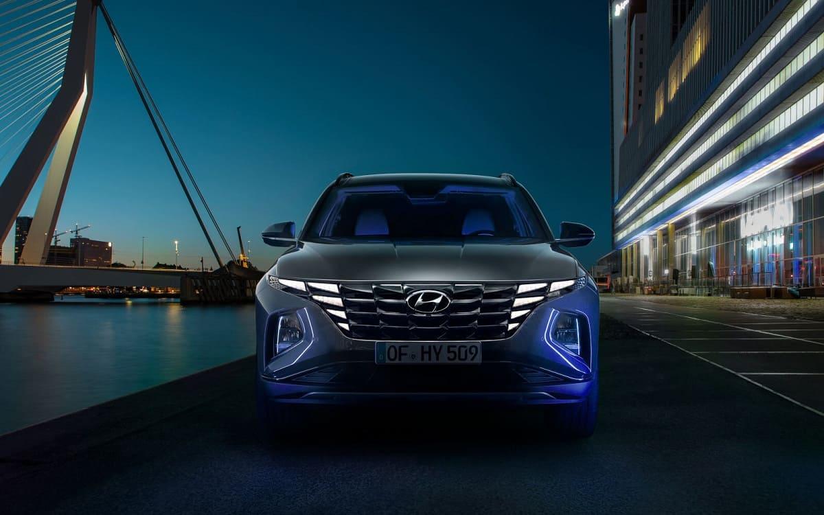 Hyundai Tucson: Neue Licht-Technologie in Serie