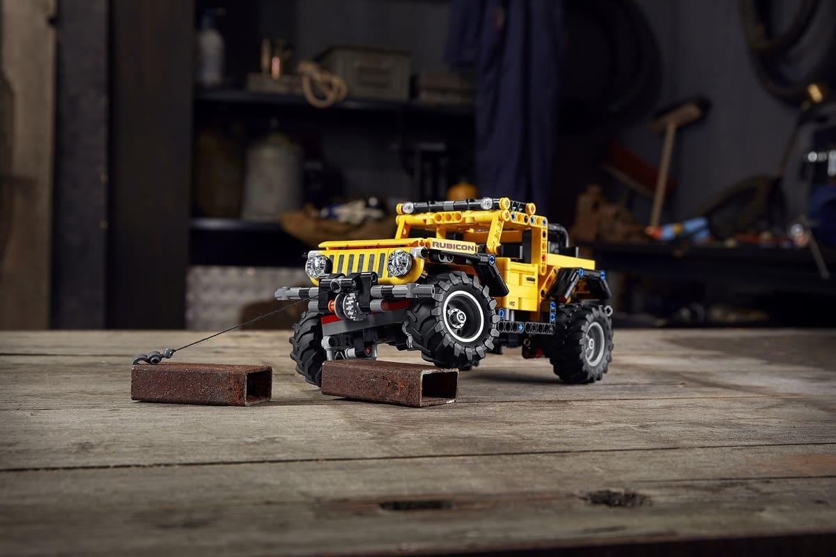 Weltpremiere eines neuen Jeep Wrangler